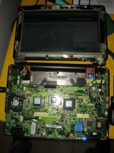 installazione touchscreen eeepc